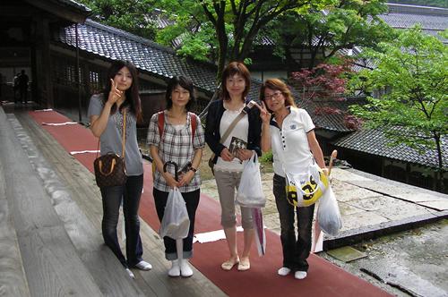 華の4人衆