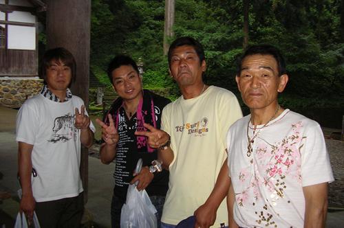 男前4人衆