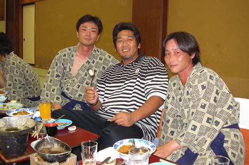 阪神金属若手3人衆