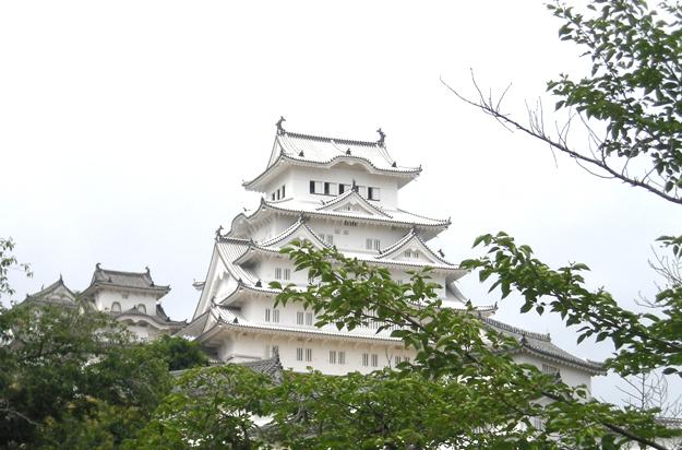 世界遺産登録おめでとうございます。姫路城です。