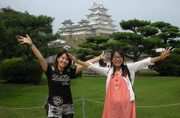 姫路城万歳。