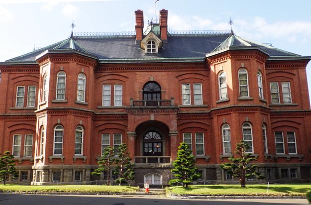 北海道庁旧本庁舎(赤レンガ庁舎)! 中は見所たくさん。