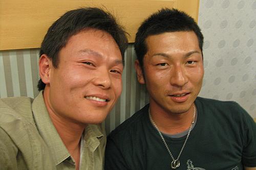 阪神金属興業の肉体派